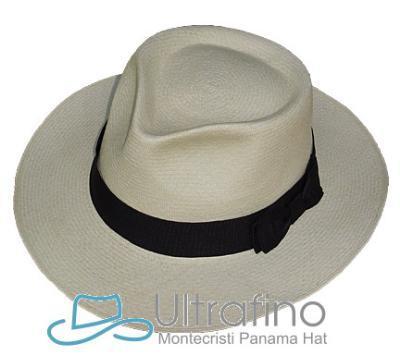 panama hat fedora. Montecristi Panama Hat